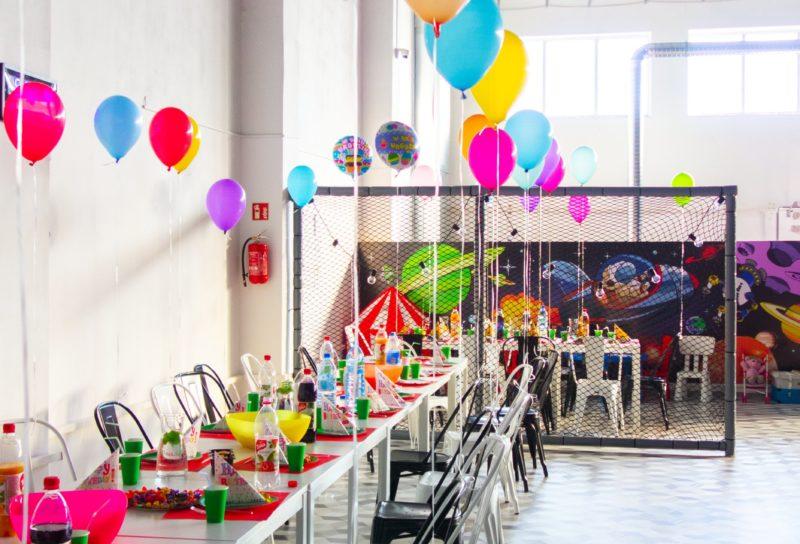 Imprezy urodzinowe dla dzieci w Łodzi