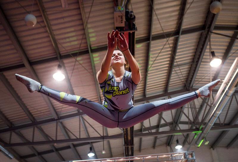 Akrobatyka w Opolu