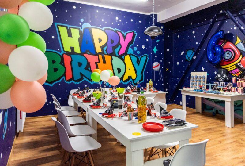 Imprezy urodzinowe dla dzieci w Nowym Targu